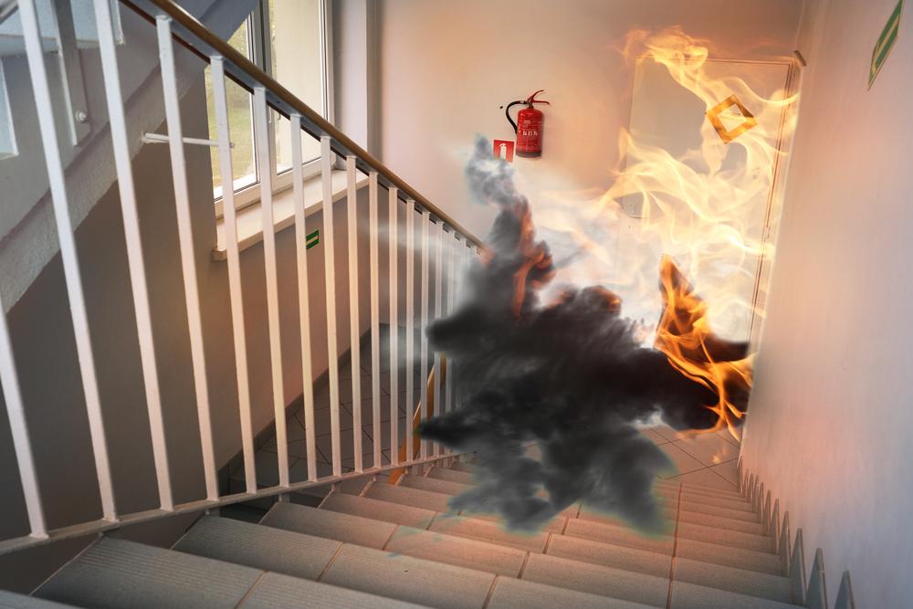 Intonaco antincendio